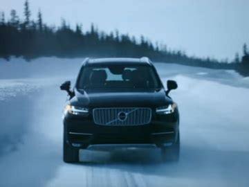 volvo xc christmas commercial holiday sales event
