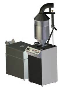 fluid bed coffee roaster 22 lb 10 kg ashe llc
