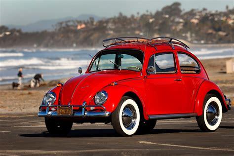 Volkswagen Restores 1966 Beetle To Perfection