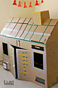 Best 25 cardboard box houses ideas on pinterest for Things to know when building a house