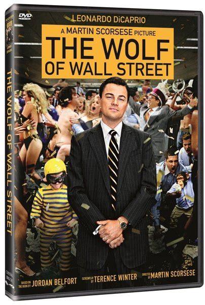 wolf  wall street dvd movies tv  raru