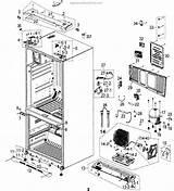 Samsung Refrigerator Wiring Diagram Rfg297aars