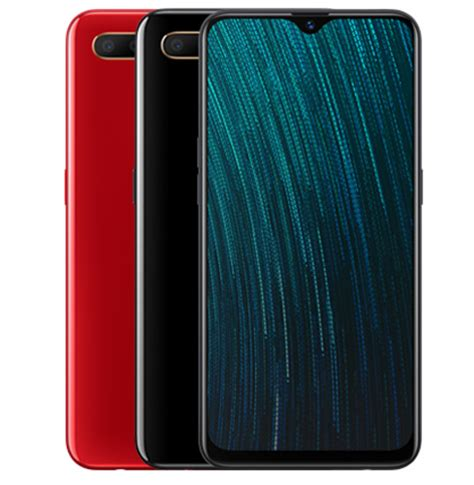 oppo axs announced     water drop notch mah battery android advices