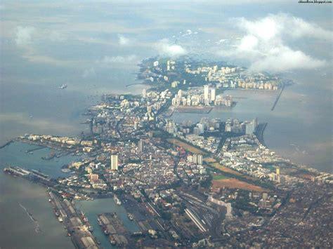 mumbai wonderful indian city beautiful skyline view