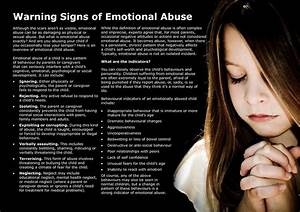 Warning Signs of Emotional Abuse | Abuse | Pinterest