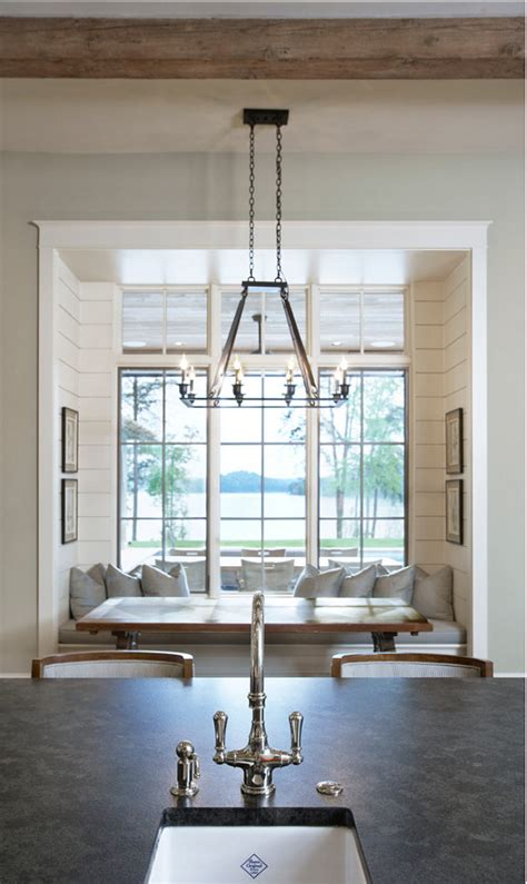 Earth Tone Living Room Ideas by Lake House With Transitional Interiors Home Bunch