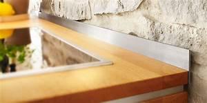 Abschlussleiste Küche Anbringen : wandabschlussleiste edelstahl geb rstet great ideas for ~ Watch28wear.com Haus und Dekorationen