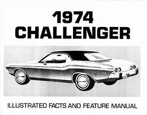 1974 Dodge Challenger Parts
