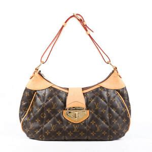 louis vuitton bag etoile city gm quilted monogram coated canvas ebay