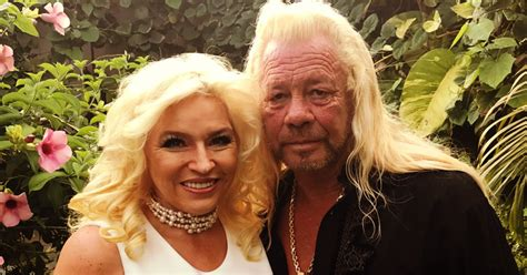 dog the bounty hunter breaks down after his wife tells him