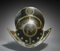 Morion of the State Guard of Elector Christian I of Saxony ...