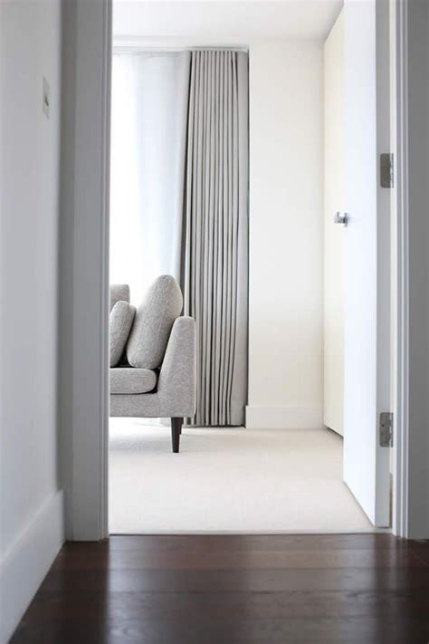 Living Room Curtains Contemporary by Curtain Designs For Floor To Ceiling Windows In 2019