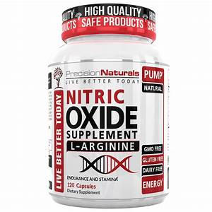 Nitric Oxide Supplement With L