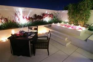 deco entree de maison exterieur With superb decoration de jardin exterieur 9 deco salon moderne photos