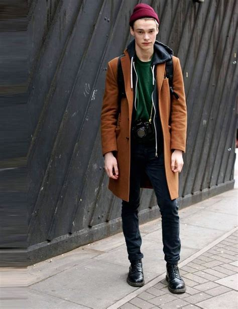 Stunning Grunge Mens Fashion Ideas Try Out Instaloverz