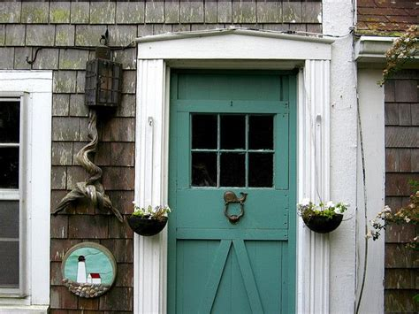 Cape Cod Shut The Front Door! With Greige Shutters On My