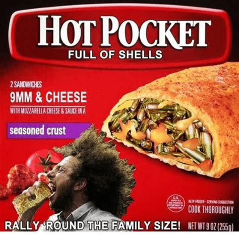Hot Pocket Memes - hot pockets box parodies know your meme