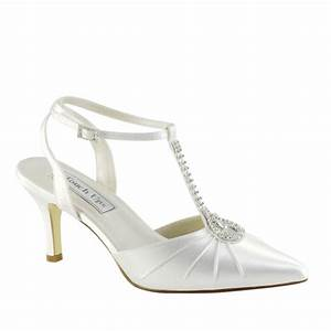 Touch Ups JOHANNA Dyeable Shoes Bridal Bridesmaid Prom
