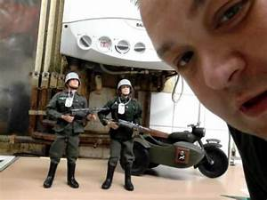 Action Man Moto : vintage action man restoration guide video 3 german motorcycle sidecar with custom weapon ~ Medecine-chirurgie-esthetiques.com Avis de Voitures