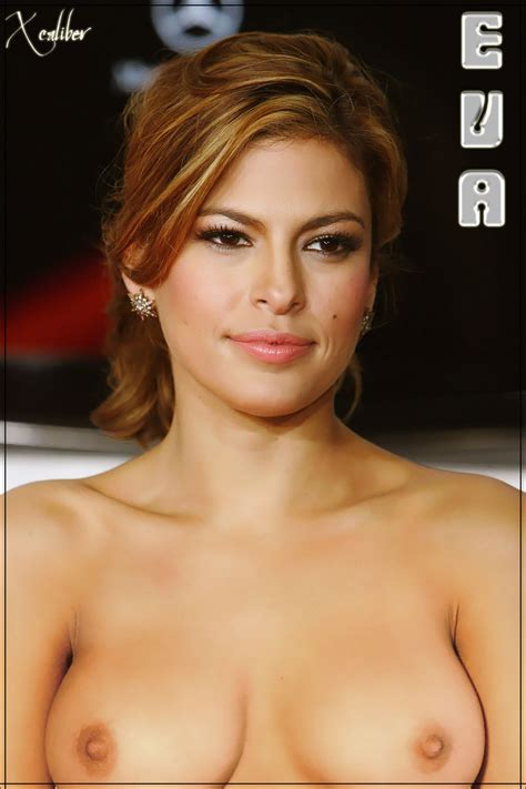 Eva Mendez is naked and looking hot as hell in these pics - Pichunter