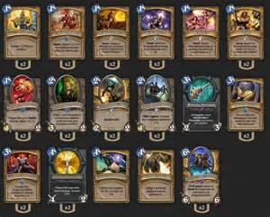 deck paladin secrets tgt torlk hearthstone heroes of
