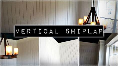 installing vertical shiplap siding zef jam