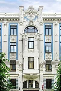 Art Nouveau Architecture : art nouveau architecture in riga wikipedia ~ Melissatoandfro.com Idées de Décoration