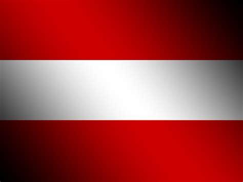 flagge oesterreich  hintergrundbild