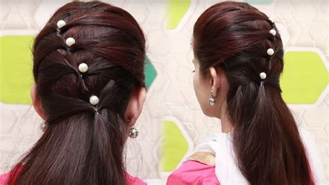 New Simple Hairstyles For by Hairstyles For Hair Tutorial Simple