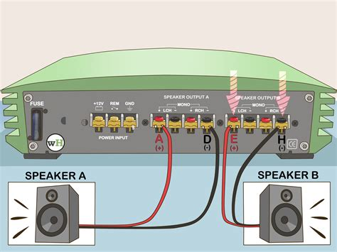 How Bridge Amplifier Steps With Pictures Wikihow