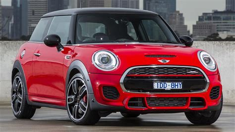 2016 Mini John Cooper Works Hatch Review
