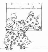 Coloring Digi Stamps Adult Fairy Sheets Dearie Dolls Unique sketch template