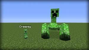 Der König der Creeper - Mutant Creeper - Minecraft Mod ...