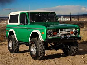 1972 Ford Bronco for sale on BaT Auctions - sold for $34,250 on January 10, 2019 (Lot #15,447 ...