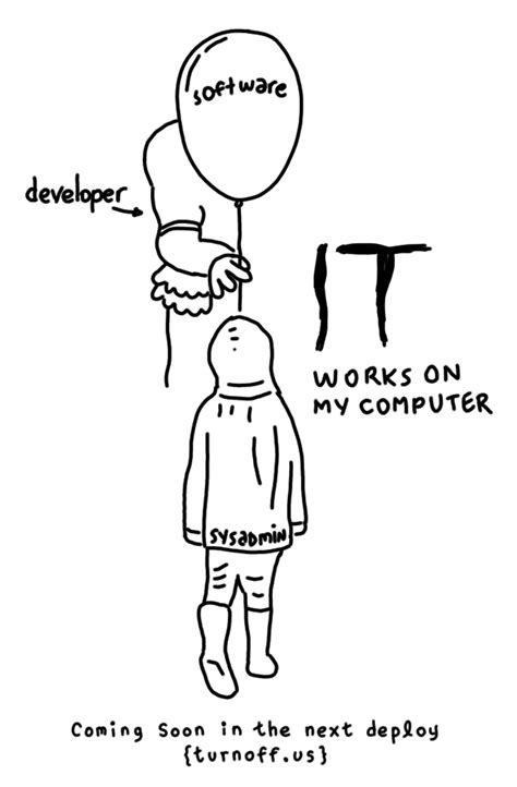 It - Movie (Programmer's Version)