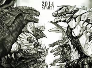 Godzilla, Mothra, Varan, Baragon, Anguirus, Rodan, King ...