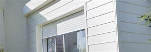 Baie vitree a la place d39une porte de garage for Porte de garage coulissante jumelé avec installation porte