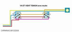 Cabler Un Va Et Vient : t moin sur va et vient ~ Voncanada.com Idées de Décoration