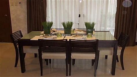 decorative dining table ideas simple dining table decor ideas