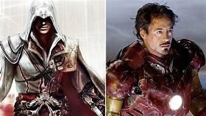 Robert Downey Jr. en Léonard de Vinci dans Assassin's Creed?