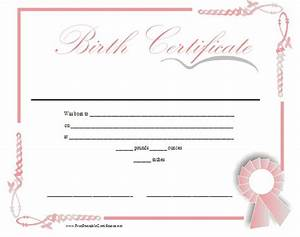 11 best reborn dolls images on pinterest printable With reborn birth certificate template