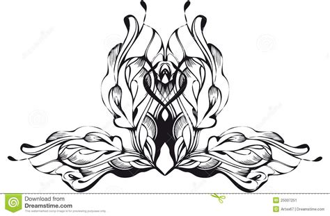black and white graphic design abstract graphic design in black and white stock image