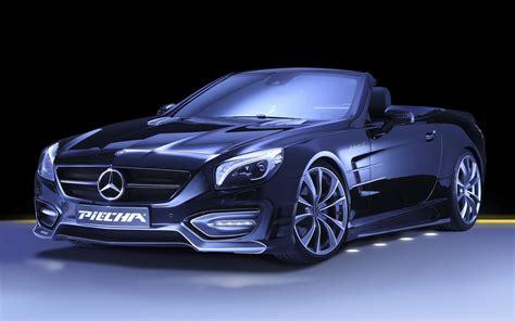 Mercedes Sl Gtr by Piecha Design Sl R231 Avalange Gtr Based On Mercedes