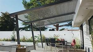 terrasse couverte abri de terrasse pergola tonnelle With marvelous terrasse exterieure leroy merlin 5 une terrasse moderne pour profiter du jardin leroy merlin