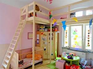 Kinderbetten Selber Bauen : hochbett selber bauen mit schrank ~ Lizthompson.info Haus und Dekorationen