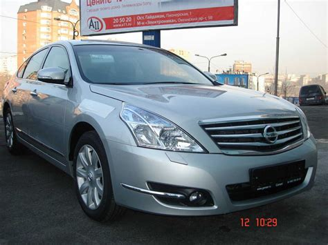Nissan Teana Wallpapers by 2008 Nissan Teana Wallpapers