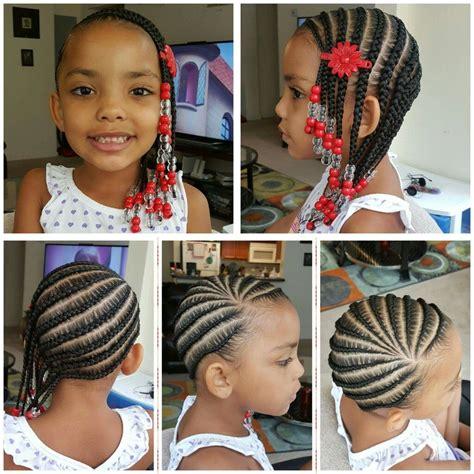 Pin by Knappy Kween on Kids hair Braids for kids Kids
