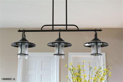 farmhouse kitchen light lighting fixtures do or don t farmhouse 40 3704