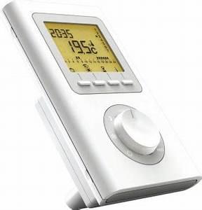 Thermostat Ambiance Chaudiere Gaz : thermostat d 39 ambiance hebdomadaire chappee cff000028 ~ Dailycaller-alerts.com Idées de Décoration