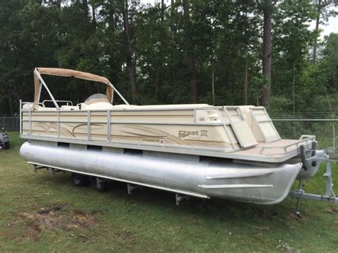 Crest Boats by Crest Pontoon Boats Crest Iii Boats For Sale